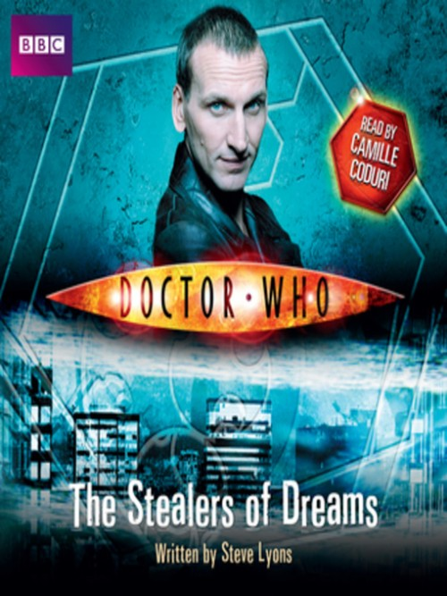 Doctor Who: The Stealers of Dreams Cover