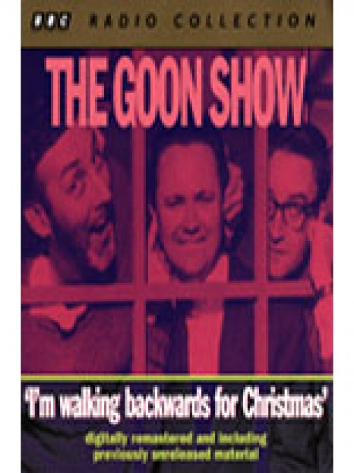 The Goon Show volume 3: I'm Walking Backwards For Christmas Cover