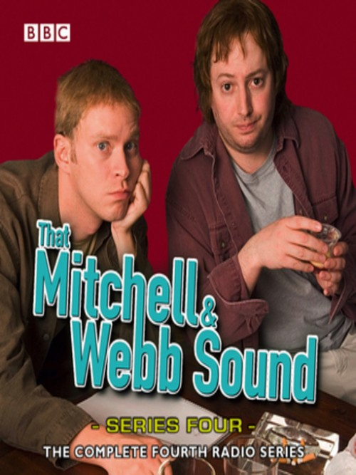 That Mitchell and Webb Sound:series 4 Cover