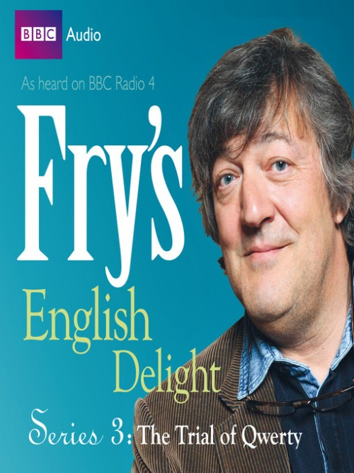 The Trial of Qwerty: Fry's English Delight, Series 3 Cover