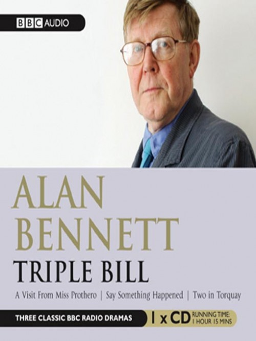 Triple Bill Cover