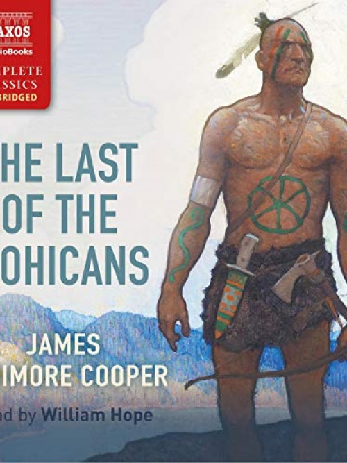 The Last of the Mohicans Cover
