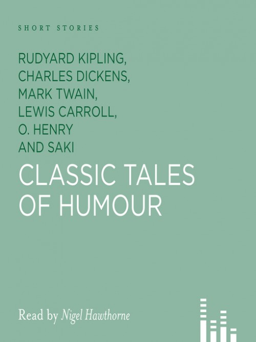Classic Tales of Humour Cover