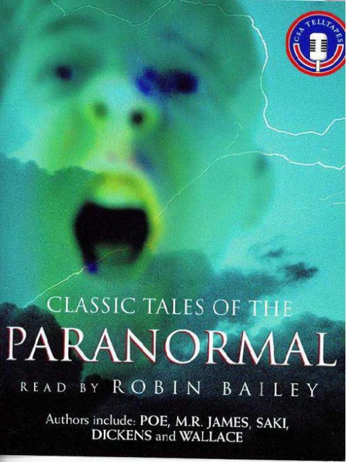 Classic Tales of the Paranormal Cover