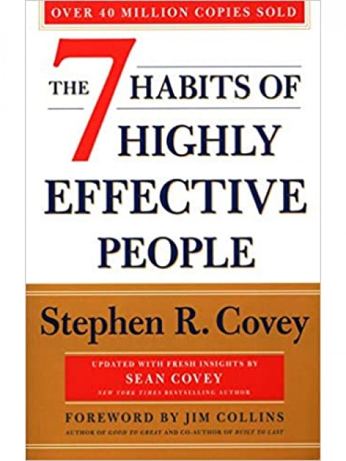 Seven Habits of Highly Effective People Cover