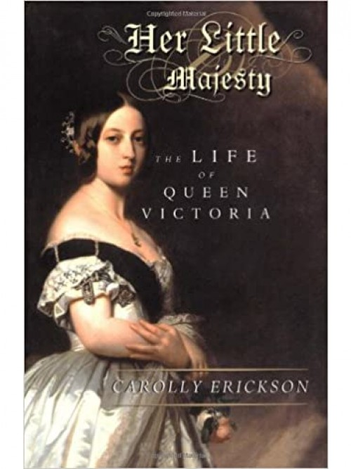 Her Little Majesty Cover