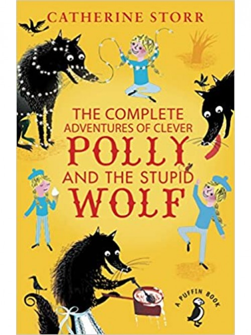 Clever Polly and the Stupid Wolf Cover