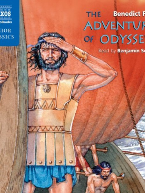 The Adventures of Odysseus Cover