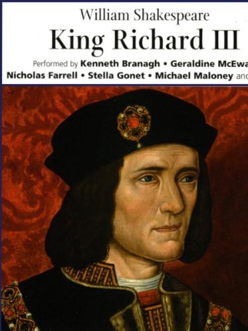 King Richard Iii Cover