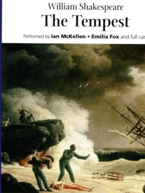 The Tempest Cover