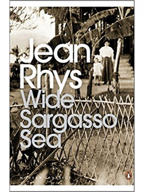 Wide Sargasso Sea Cover