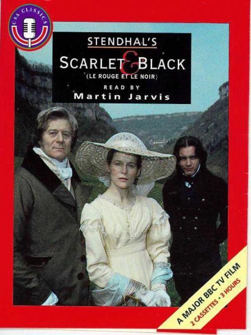 Scarlet & Black Cover