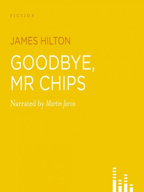 Goodbye Mr Chips Cover