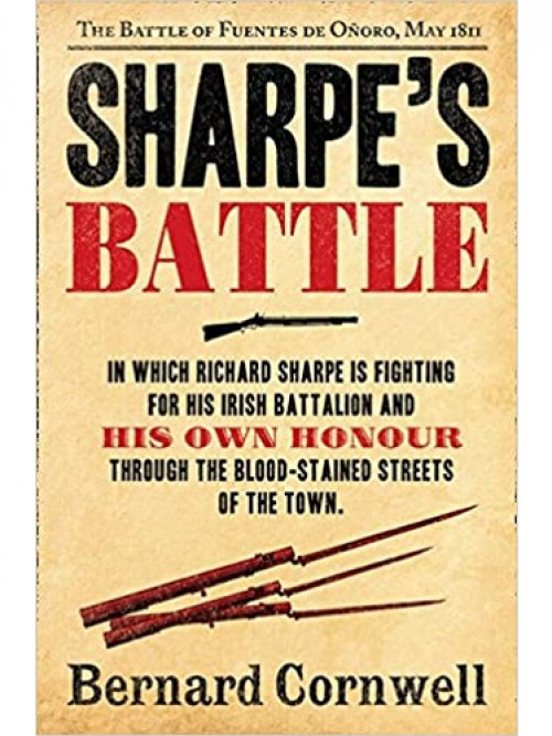 Sharpe's Battle Cover