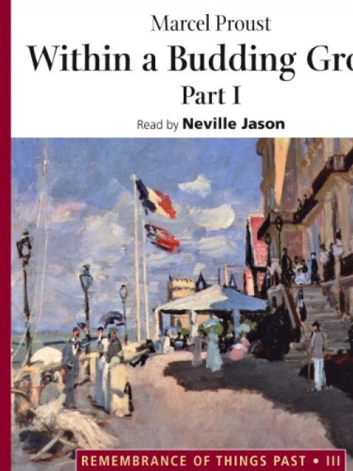 Within A Budding Grove Part 1 Cover