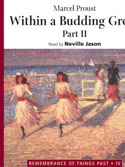 Within A Budding Grove Part 2 Cover