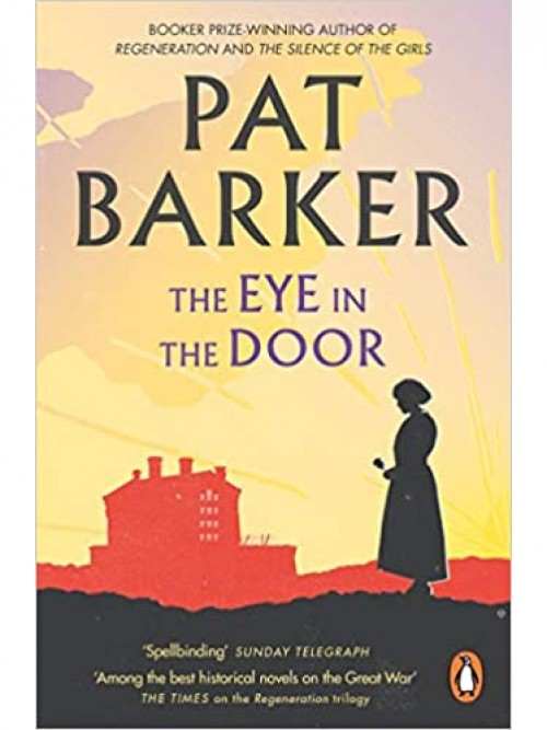 The Eye In the Door Cover