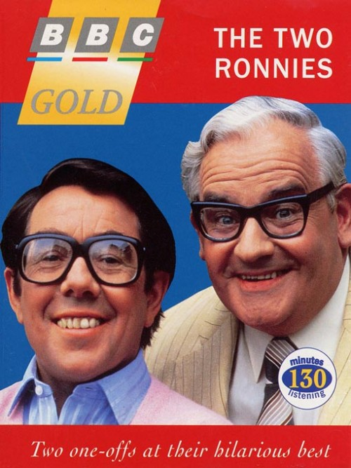 The Two Ronnies Cover
