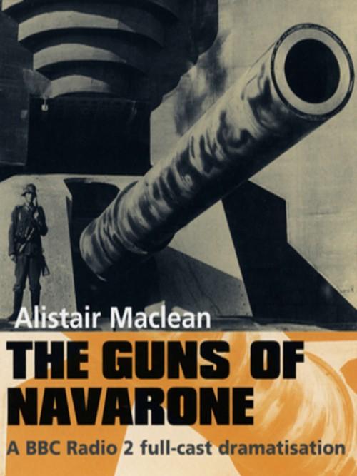 The Guns of Navarone Cover