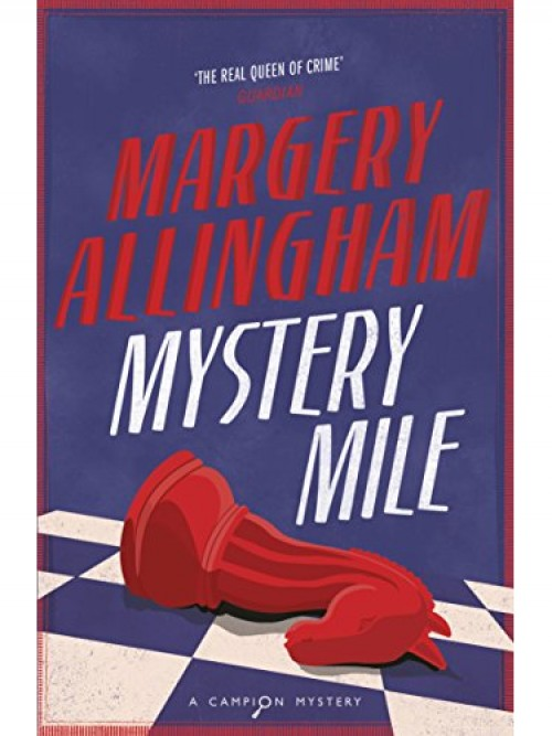 Mystery Mile Cover
