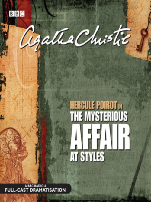 The Mysterious Affair At Styles Cover