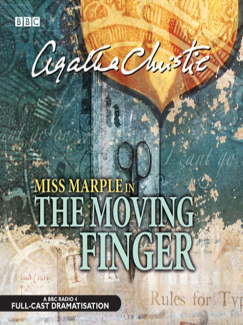 The Moving Finger Cover
