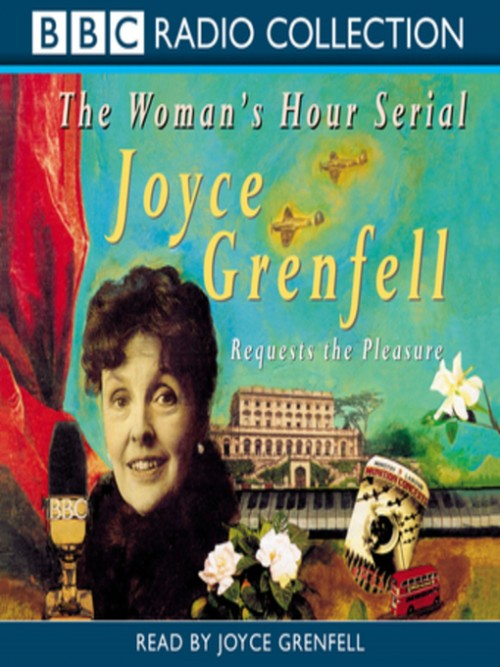 Joyce Grenfell Requests the Pleasure Cover