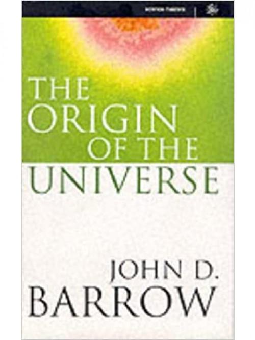 The Origin of the Universe Cover
