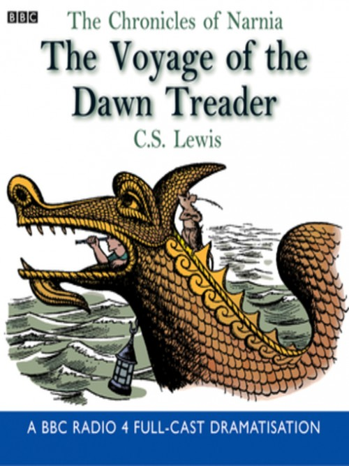The Chronicles of Narnia Series Book 5: The Voyage of the Dawn Treader Cover