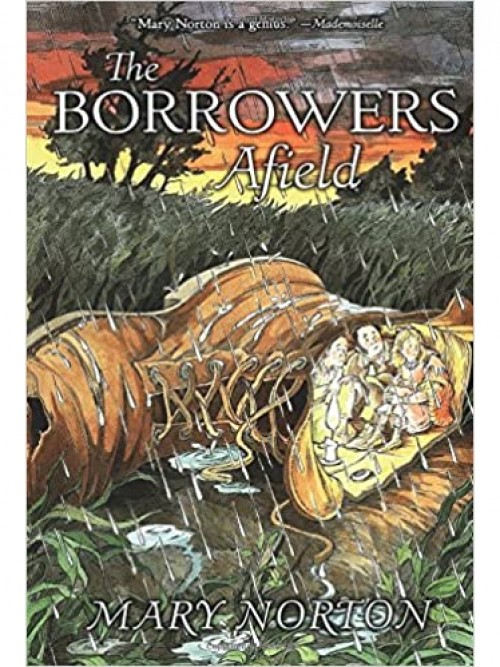 The Borrowers Afield: Book 2 Cover