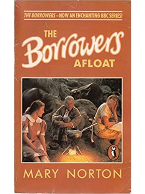 The Borrowers Afloat: Book 3 Cover