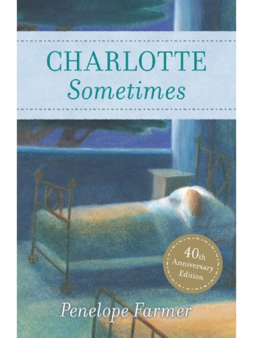 Charlotte Sometimes Cover