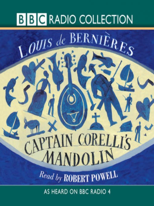 Captain Corelli's Mandolin Cover