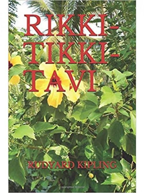 Rikki-tikki-tavi & Other Stories Cover