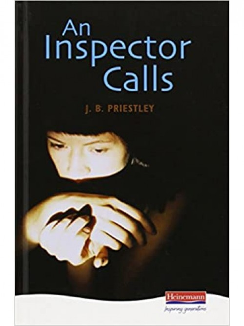 An Inspector Calls Cover