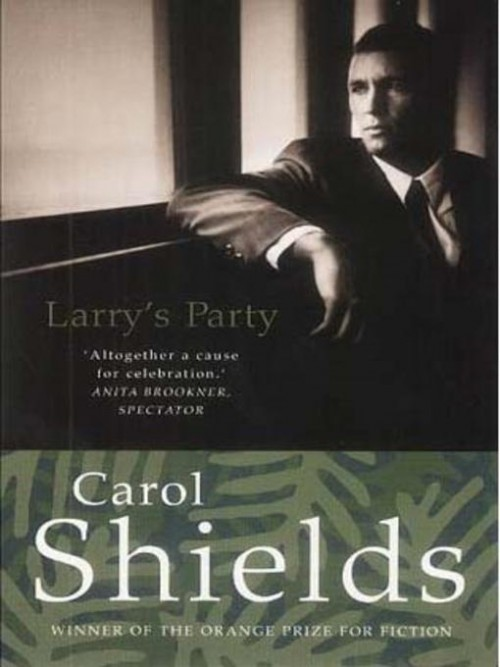 Larry's Party Cover