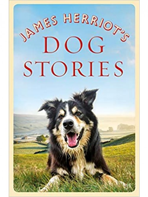 James Herriot's Favourite Dog Stories Cover
