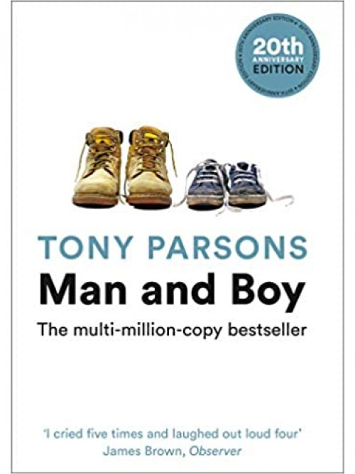 Man and Boy Cover