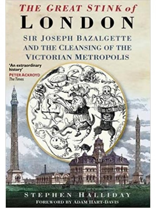 The Great Stink of London Cover