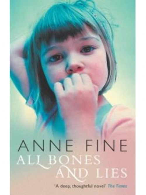 All Bones and Lies Cover