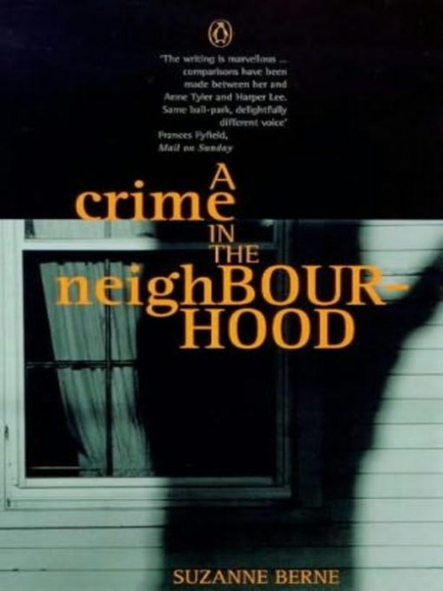 A Crime In the Neighbourhood Cover