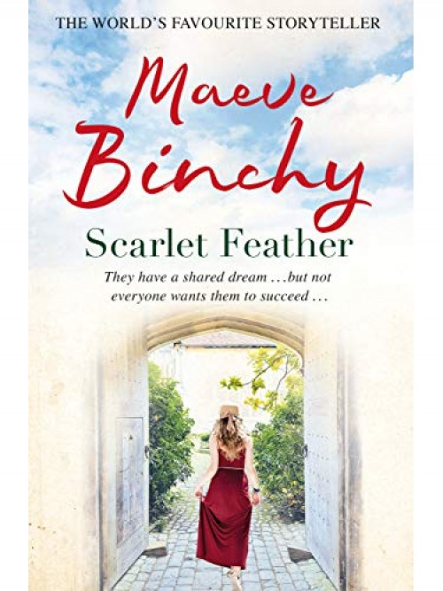 Scarlet Feather Cover