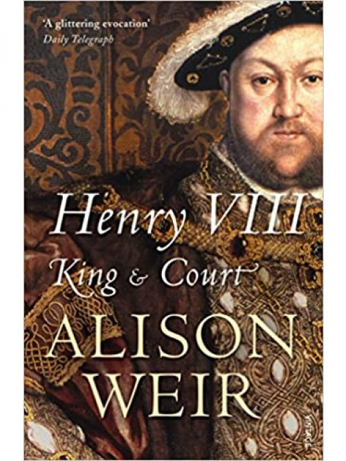 Henry Viii - King and Court Cover