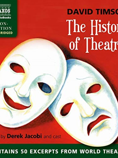 The History of the Theatre Cover
