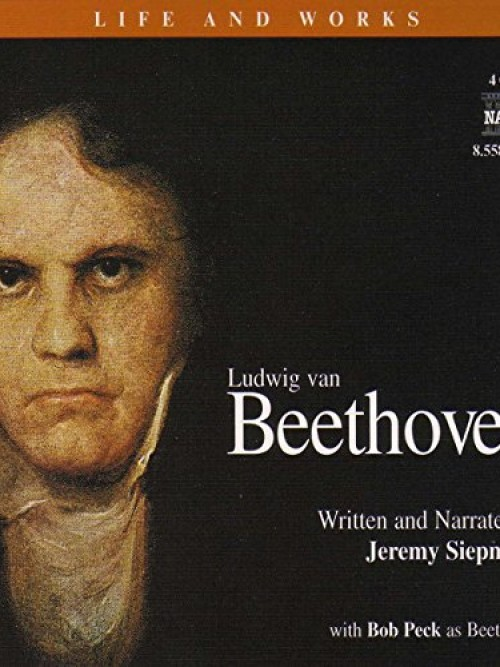 Life and Works: Beethoven Cover