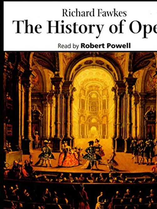 The History of the Opera Cover
