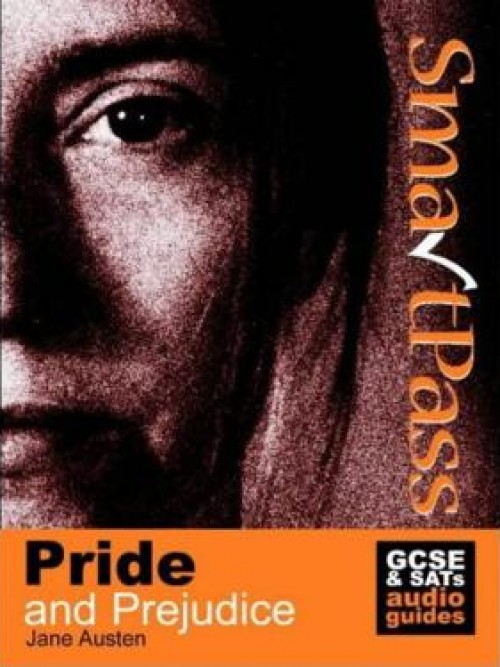Pride & Prejudice - Smartpass Study Guide Cover