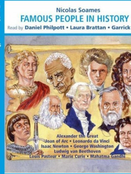 Famous People In History Ii Cover