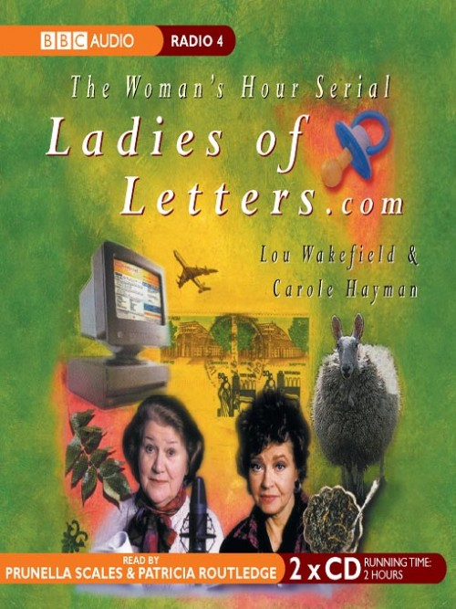 Ladies of Letters.com Cover