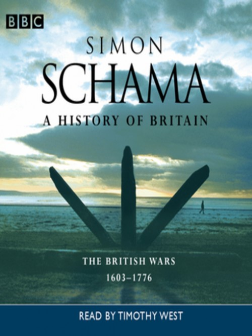 A History of Britain: The British Wars 1603 - 1776 Cover